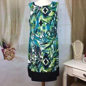 Dress Barn Sleeveless Shell Dress